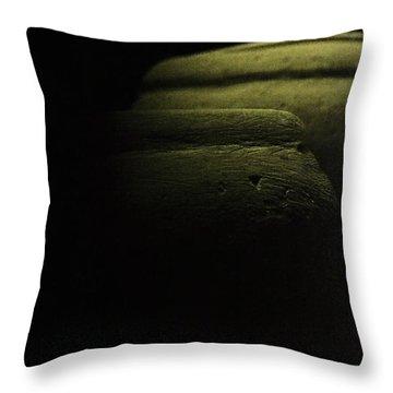 Egyptian Canopic Jars Throw Pillow