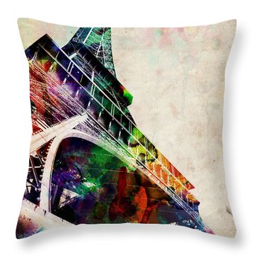 Landmark Throw Pillows