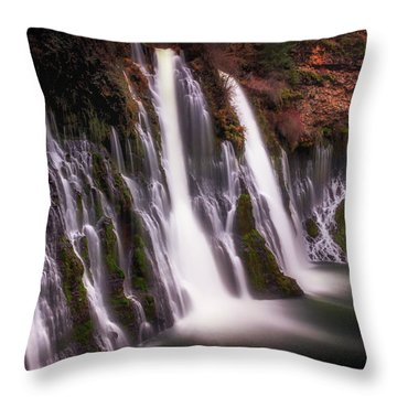 Eighth Wonder Of The World Throw Pillow