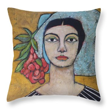 Eileen Throw Pillow