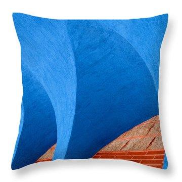 Ekklisia Throw Pillow