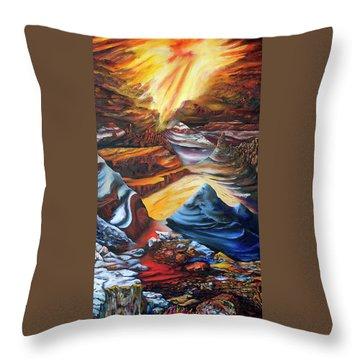 El Dorado Throw Pillow