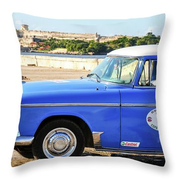 El Morro Throw Pillow