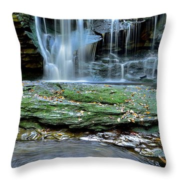 Elakala Throw Pillow