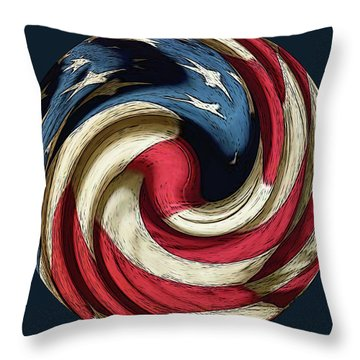 Election 2016 Throw Pillow