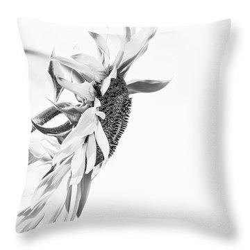 Elegant Coif 2 - Throw Pillow