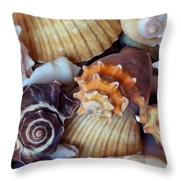 Elegant Companions Throw Pillow