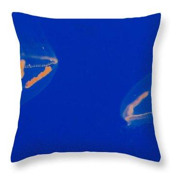 Elegant Jelly 1 Throw Pillow