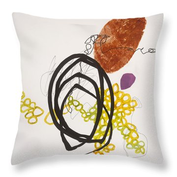 Element # 11 Throw Pillow