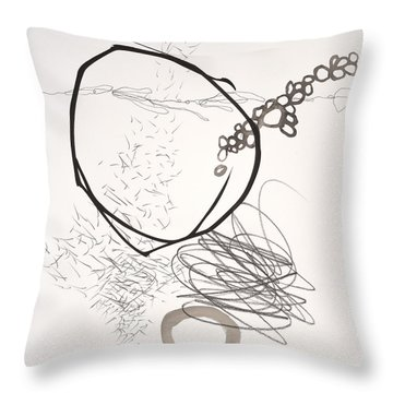 Element # 2 Throw Pillow