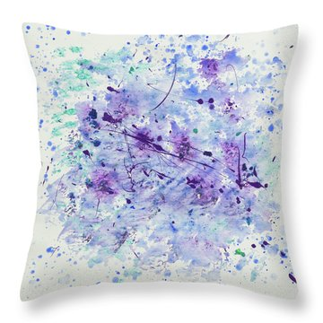 Elements Of Life 1 Throw Pillow