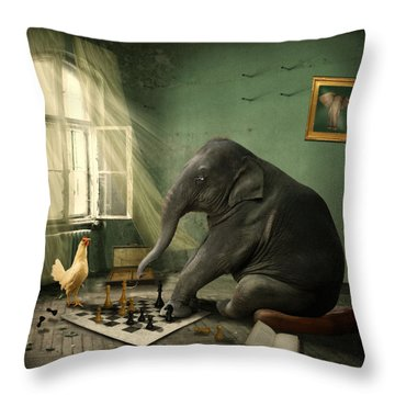 King Throw Pillows