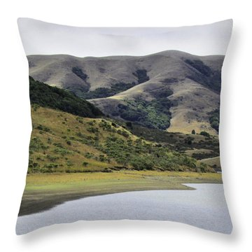 Elephant Hill Throw Pillow
