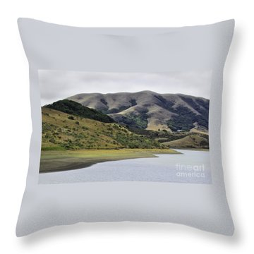 Elephant Hill Throw Pillow
