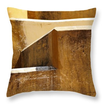 Elevate Throw Pillow by Prakash Ghai