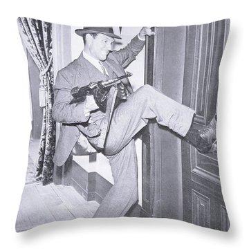 1947 Throw Pillows