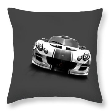 Lotus Throw Pillows