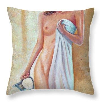 Elixir Throw Pillow