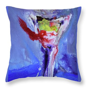 Elixir Of Life II Throw Pillow