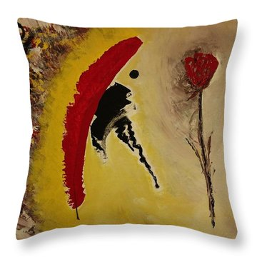 Elixir Of Love Throw Pillow