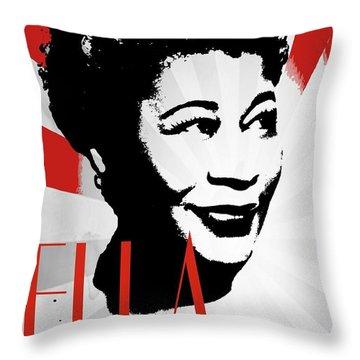 Ella Throw Pillow