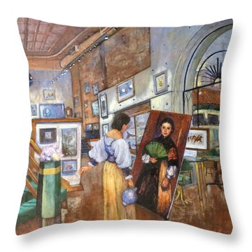 Elle Throw Pillow
