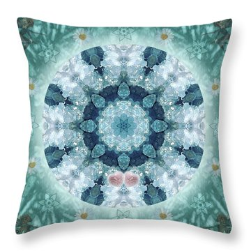 Eloquence Throw Pillow