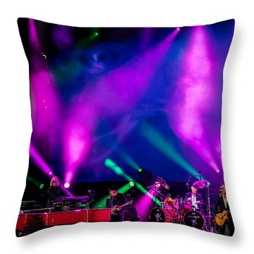Elton John In 2015 Throw Pillow