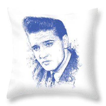 Portriat Throw Pillows