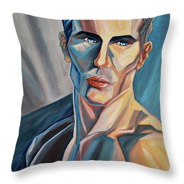 Emanate Throw Pillow
