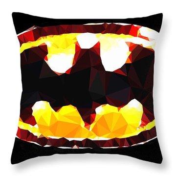Emblem Of Hope Throw Pillow