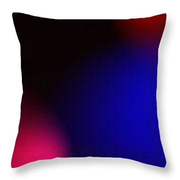 Embrace Life Throw Pillow by Saad Hasnain