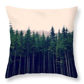 Throw Pillow featuring the photograph Emerson  by Robin Dickinson
