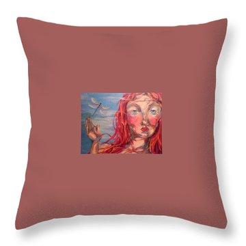 Emily 2 Throw Pillow