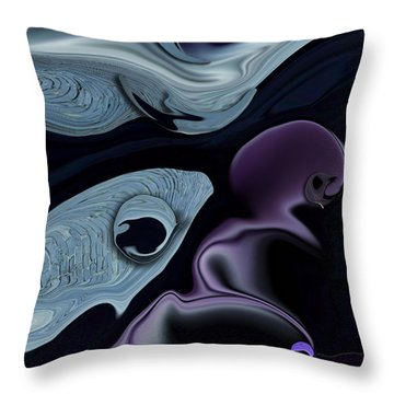 Emotion Of Dreams Throw Pillow