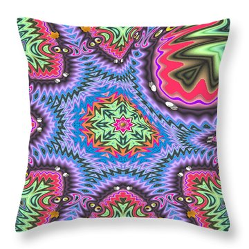 Emotions 1041 Throw Pillow