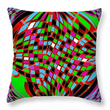 Emotions 2918 Throw Pillow