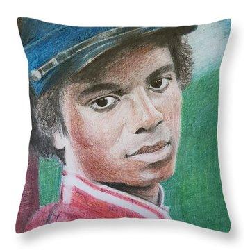 Empathetic Throw Pillow