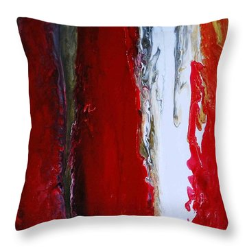 Empowered 2 Throw Pillow