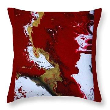 Empowered Throw Pillow