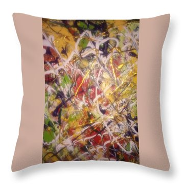 Empty Nesters Throw Pillow