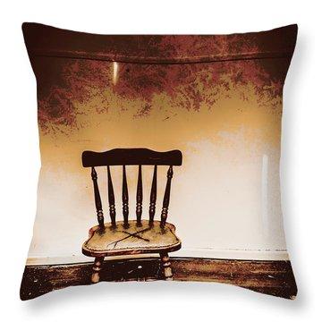 Paranormal Throw Pillows