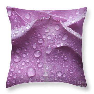 Throw Pillow featuring the photograph Enchanted by Michelle Wiarda