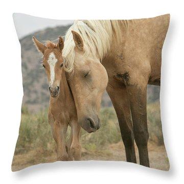 Enchanting Moment Throw Pillow
