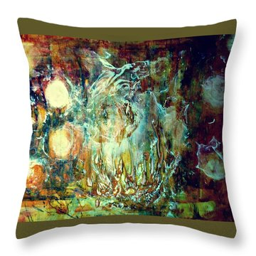 Enchantment Throw Pillow