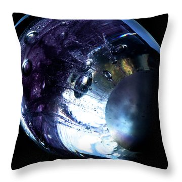 Throw Pillow featuring the photograph Encompass by Eric Christopher Jackson