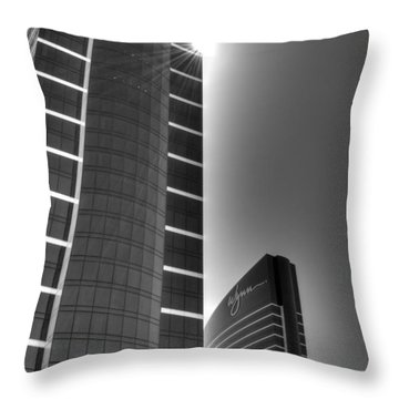 Encore Throw Pillow by Wade Brooks
