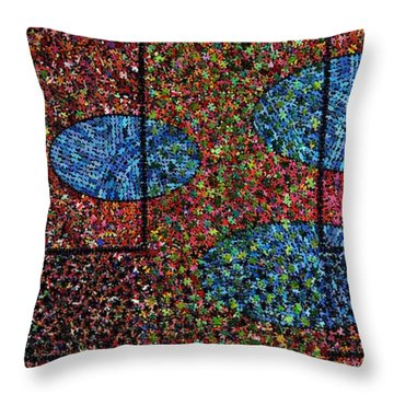 End Game Throw Pillow