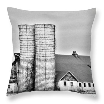 End Of An Era Throw Pillow