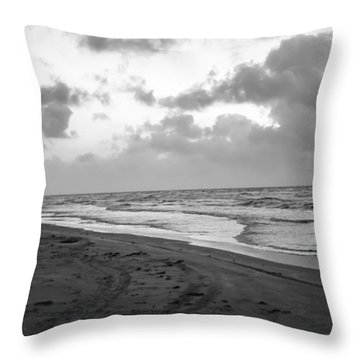 End Of The Season Padre 1 Throw Pillow